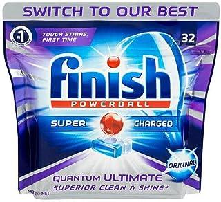 Finish Quantum Ultimate Dishwasher Tablets 32 tablets