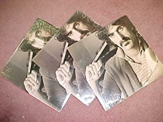 Frank Zappa Shut up and Play Yer Guitar (3 LP's)