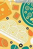 Notizbuch: Salami Käse Nudeln Pasta Muster Pattern • 111 Seiten  • EXTRA Kalender 2020 •...