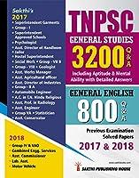 TNPSC General Studies 3200 Q & A and General English 800 Q & A