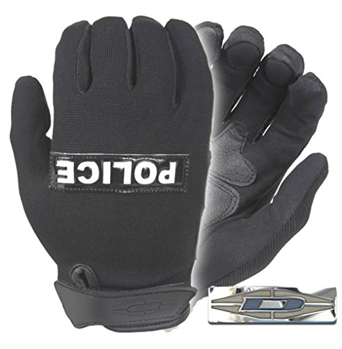 HATCH Specialist All-Weather Shooting/Duty Glove with Police Logo,...