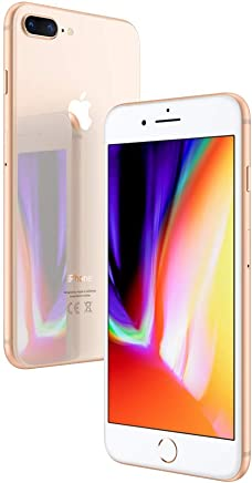 "Apple iPhone 8 Plus 14 cm (5.5"") 256 GB Tarjeta SIM Sencilla 4G Oro - Smartphone (14 cm (5.5""), 1920 x 1080 Pixeles, 256 GB, 12 MP, iOS 11, Oro)"