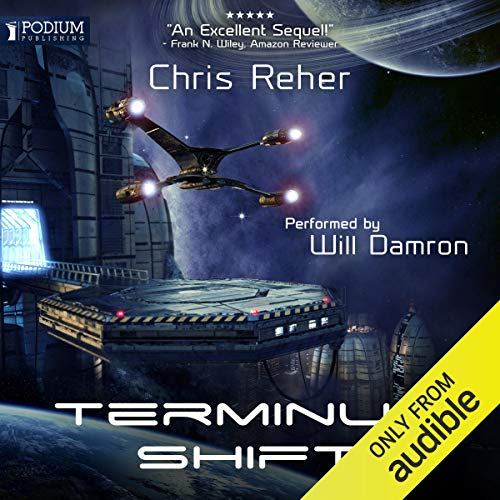 Terminus Shift audiobook cover art