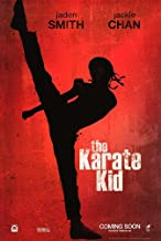 Super Posters The Karate Kid 2010 11x17 INCH Promo Movie Poster