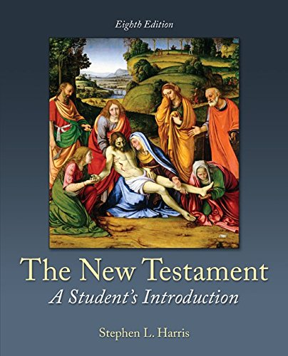 The New Testament: A Student's Introduction