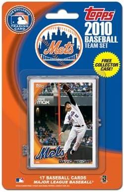 MLB New York Mets Team Sets Indefinitely Sale item 2010