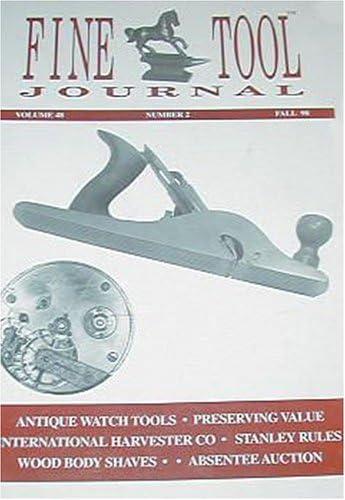 Fine Tool Journal    <span class=a-size-medium a-color-secondary>Print Magazine