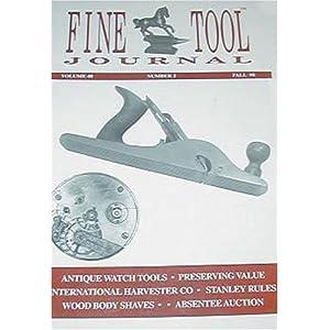 Fine Tool Journal