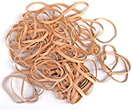 Plasticplace Rubber Bands, Size #33 │ 1 Lb, Approx. 875 (3.5