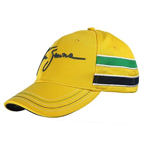 Ayrton Senna Cap Helmet, Formel 1, F1, AS-15-012