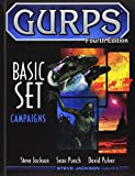 Gurps Campaigns: Generic Universal Role Playing System