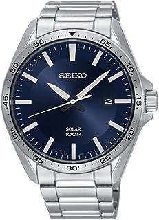Seiko Reloj Analógico para Unisex Adultos de Cuarzo con