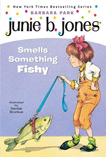 Junie B. Jones #12: Junie B. Jones Smells Something Fishyの詳細を見る