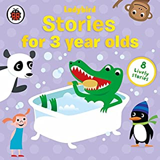 Stories for Three-Year-Olds cover art