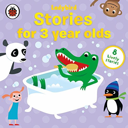 Stories for Three-Year-Olds audiobook cover art