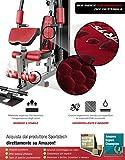 Zoom IMG-1 sportstech 50in1 premium multistazione per