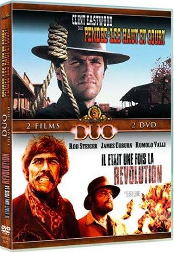 Pendez-les haut et court / Il était une fois la révolution - Coffret 2 DVD