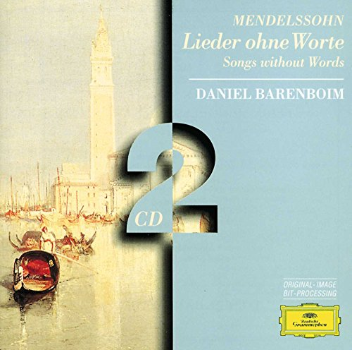 F. Mendelssohn-Bartholdy: Songs without Words Opus 19