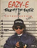 Awolf Medellin ES Poster Eazy-E, Hip-Hop-Poster, 30 x 45 cm