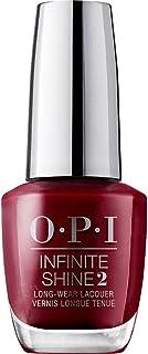OPI Infinite Shine, Red Shades