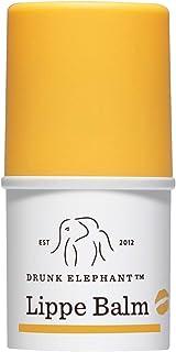 Drunk Elephant Lippe Balm - Moisturizing Lip Balm with Avocado Oil and Vitamin C. (3.7 g/ .013 oz)
