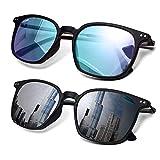 2 Pack Color Blindness Glasses for Men/Color Blind...
