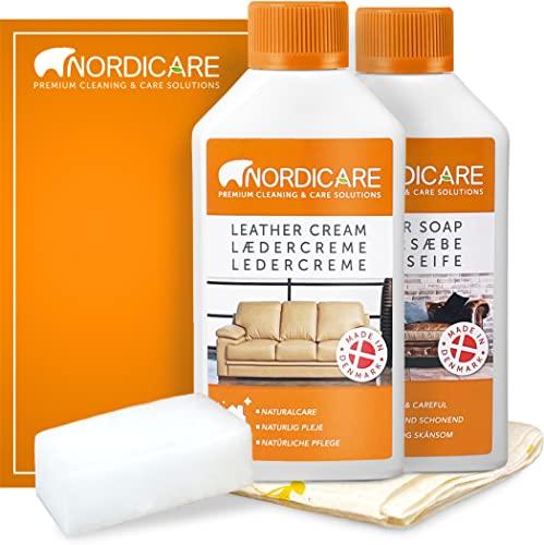 Nordicare -   Lederpflege Set