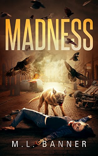 MADNESS: An Apocalyptic-Horror Thriller (Madness Chronicles Book 1) by [M.L. Banner]