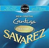 SAVAREZ 510 CJP High tension NEW CRISTAL/Cantiga PREMIUM クラシックギター弦