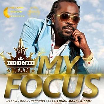 My Focus - Single