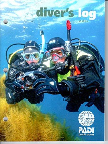 Buceo PADI es el libro de registro de buceo buceo, snorkel o deportes acuticos