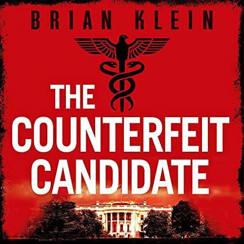The Counterfeit Candidate cover art