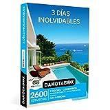 DAKOTABOX - Caja Regalo hombre mujer pareja idea de regalo - 3 días inolvidables - 2600 estancias en hoteles de hasta 4*, casas rurales, masías, haciendas y mucho más