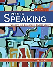 Best Public Speaking: Concepts and Skills for a Diverse Society Reviews