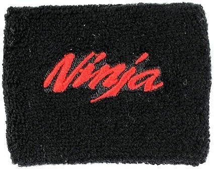 Brake Reservoir Sock Oil Fluid Tank Cover Sleeve For Kawasaki Ninja ZX-6R ZX7R ZX9R ZX10R ZX12R ZX14R PUXINGPING Color : Beige