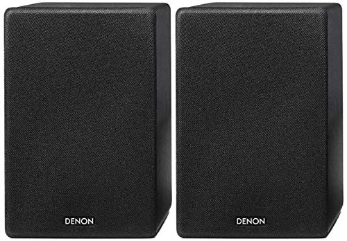 Denon SCN10 Speakers, Two-Way Hi...