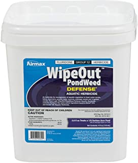 Airmax Wipeout Pondweed Defense, 4 Ounce