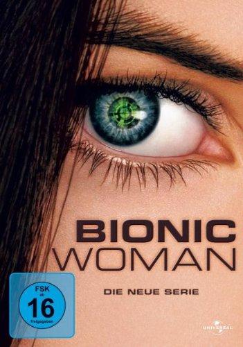 Bionic Woman - Die neue Serie (2 Discs)