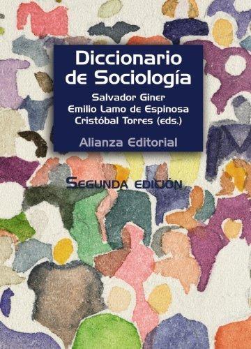 Diccionario de sociología / Dictionary of Sociology (Spanish Edition) by Alianza Editorial...