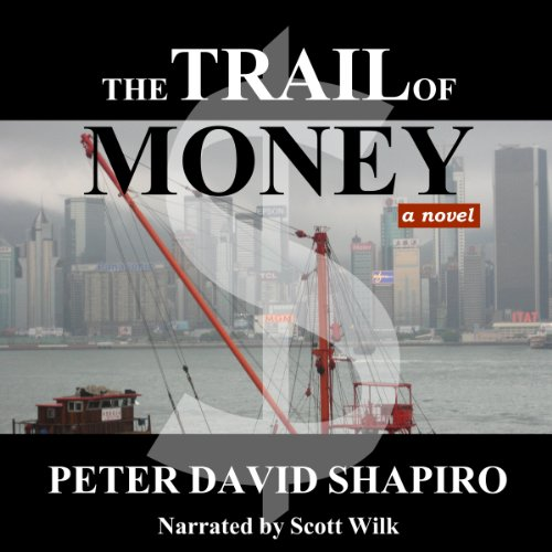 The Trail of Money audiobook cover art