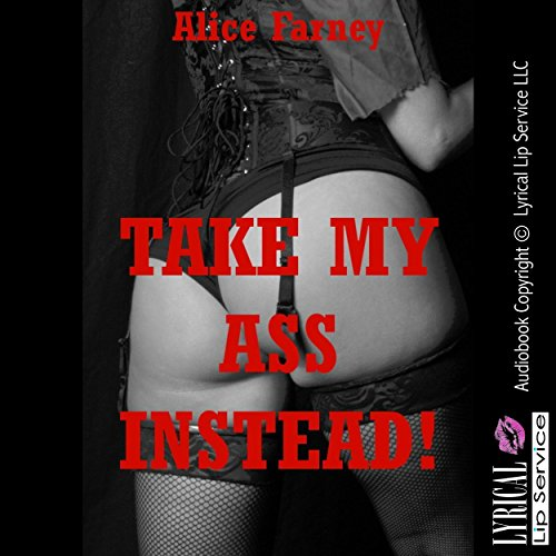 Take My Ass Instead! cover art