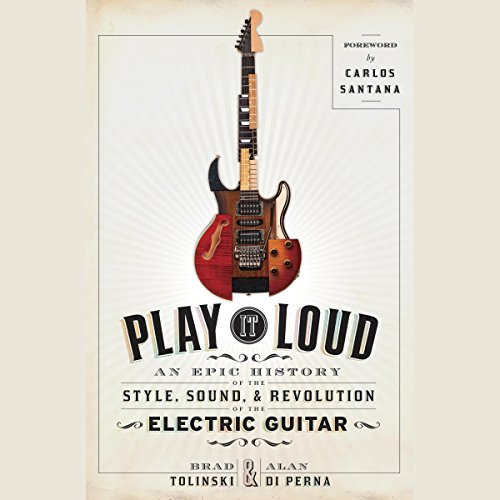 Play It Loud audiobook cover art