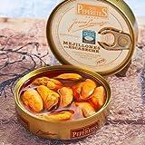 Pack 6 latas Mejillones en escabeche 8/10 Piezas | Los Peperetes