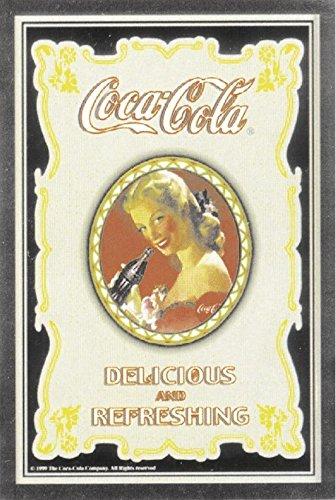 Close Up Coca-Cola Nostalgie Femme 22 cm x 32 cm