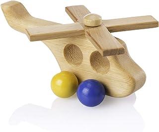 プルトイ?おもちゃのヘリコプター? 人気な赤ちゃんおもち?ドイツ製の玩具
