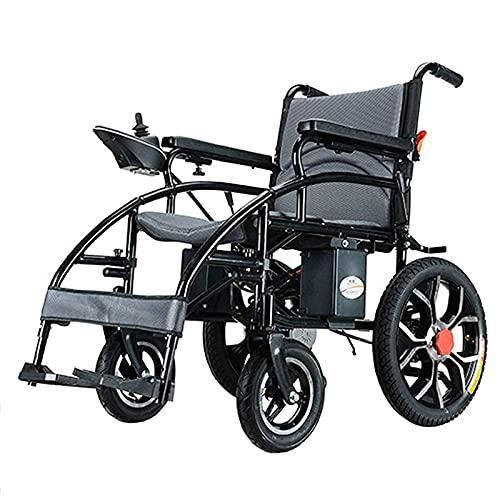 Elektrorollstühle Zusammenklappbare Elektrorollstühle ElektrorollstühleDual Function Heavy Duty Komfort und Sicherheit Einfach zu Heben f