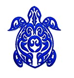 Blue Sea Turtle Zoo Ocean Animal Animated Slow Tortoise Cartoon Children Kid Patch Clothes Bag T-Shirt Jeans Biker Badge Applique Iron on/Sew On Patch
