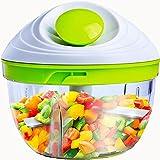 Best Manual Food Choppers - Yowin Manual Food Chopper, Hand Pull Food Processor Review