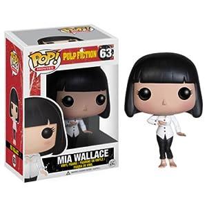 Funko 3359 POP Vinyl Pulp Fiction Mia Wallace 3