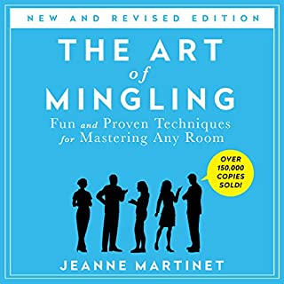 The Art of Mingling, Third Edition cover art